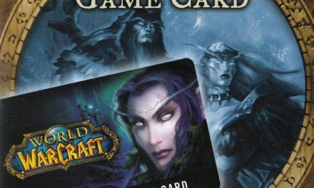 WoW GameCard 60 Tage
