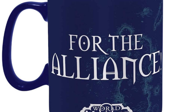 WoW For the Alliance Kaffeebecher