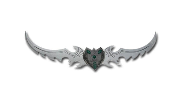 WoW Warglaive of Azzinoth Cosplay